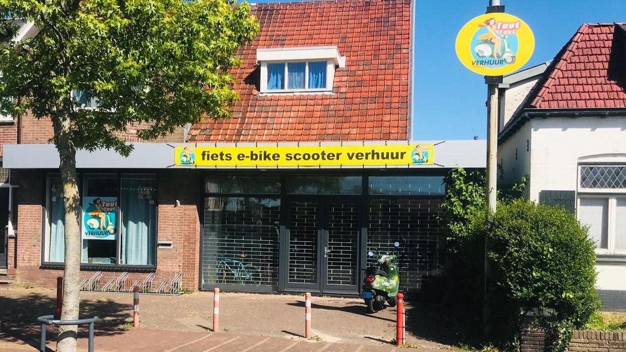 Dorpsstraat 7 Castricu mTuut Tuut fiets verhuur